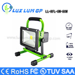 Made in China--China supply led rechargeable flood light 50w-50w LL-RFL-5W-50W
