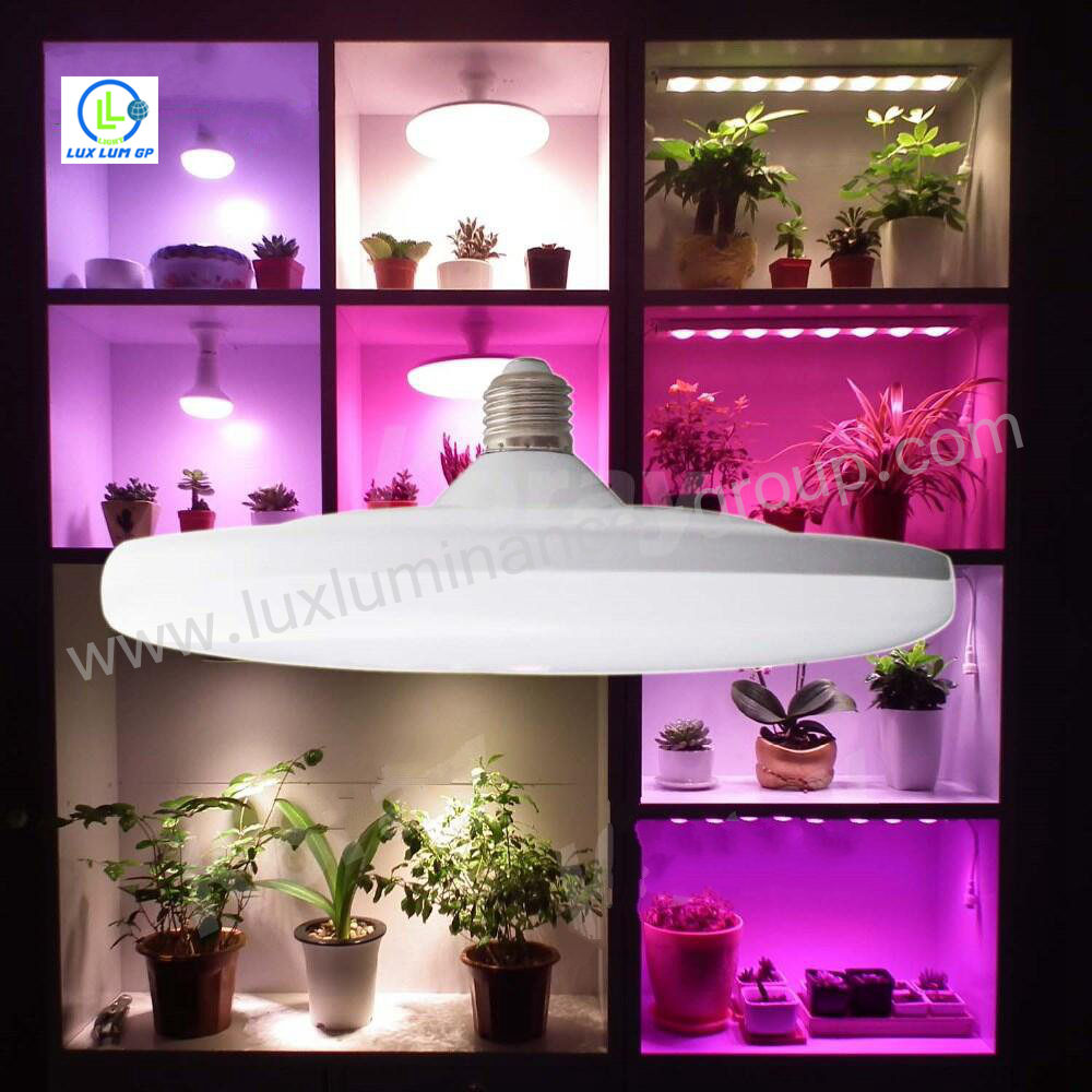 2017 new style ufo plant growth led bulb 10W 15w 20w 30w 40w led power supply with great price Made in China