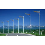 Factory price waterproof Integrated Solar LED Street Light with 3years